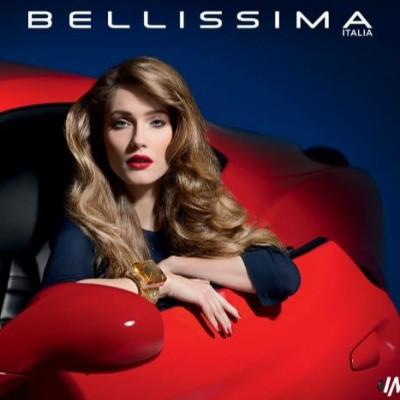 make up and hair styling - stefania caramelli per Bellissima Imetec